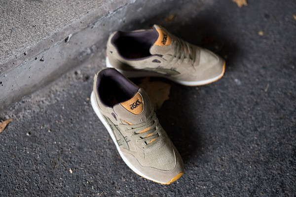 Asics Gel Saga Light Olive (3)