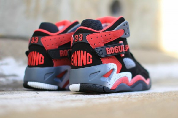 Ewing Rogue (Black/Red/Pewter)