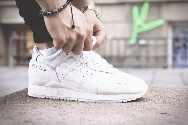 Le pack Asics Gel Lyte 3 'Pure' (2)