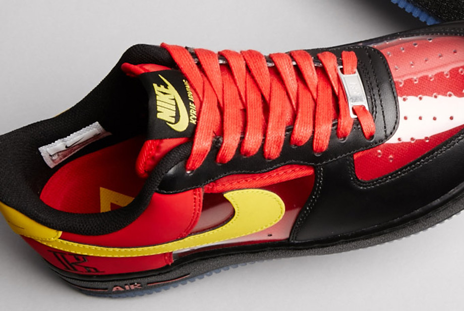 Nike Air Force 1 Low CMFT Signature Kyrie Irving University Red-4