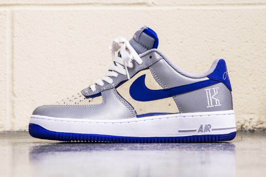 Nike Air Force 1 Low CMFT Signature Kyrie Irving Wolf Grey-2