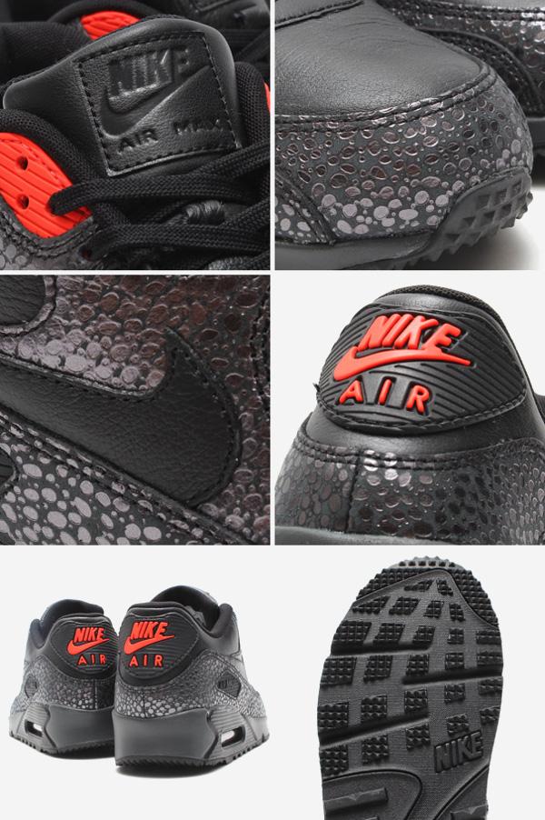 Nike Air Max 90 Deluxe Infrared Safari (3)