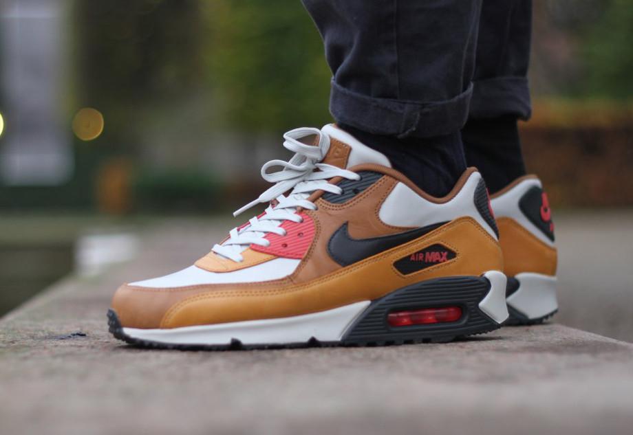 Nike Air Max 90 Escape 3 QS aux pieds (2)