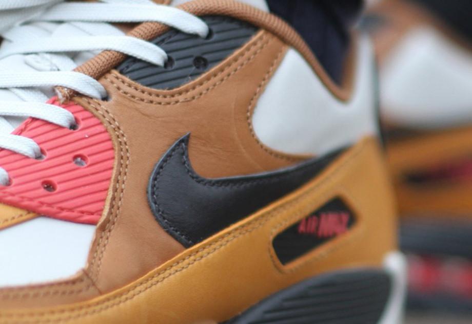 Nike Air Max 90 Escape 3 QS aux pieds (3)