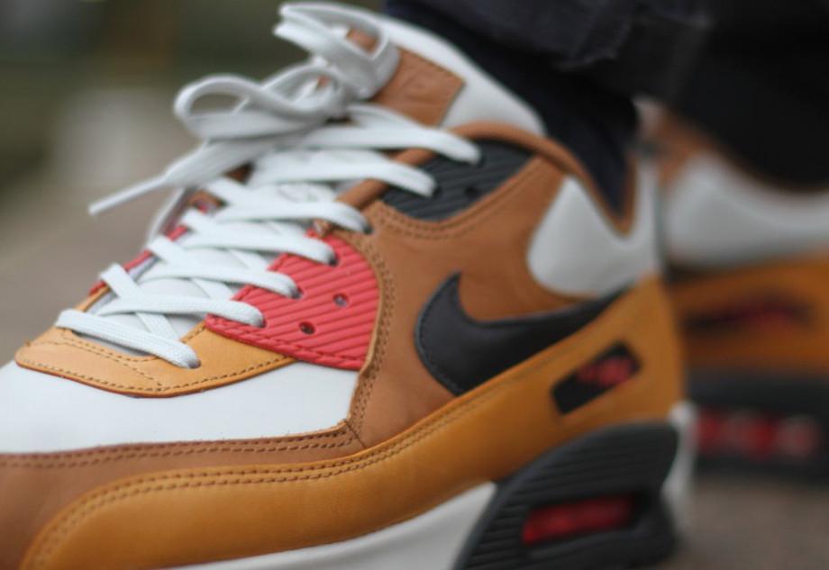 Nike Air Max 90 Escape 3 QS aux pieds (4)