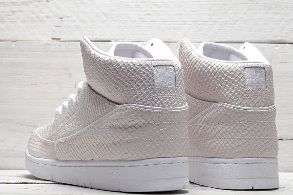 Nike Air Python SP White White Snakeskin (10)