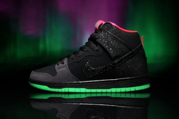 Nike Dunk High SB 'Northen Lites'