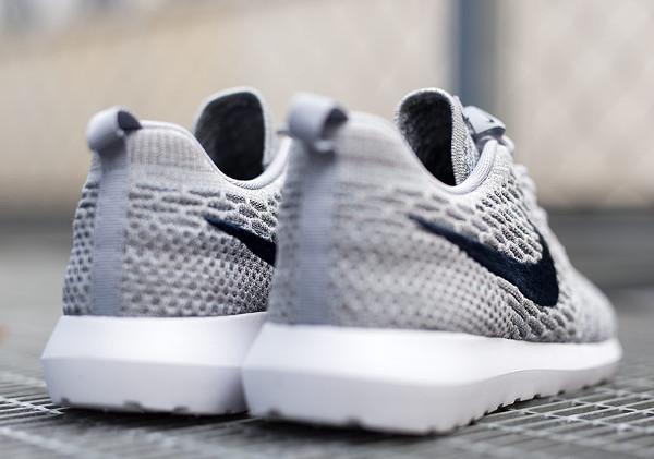 Nike Flyknit Roshe Run 'Wolf Grey' (5)