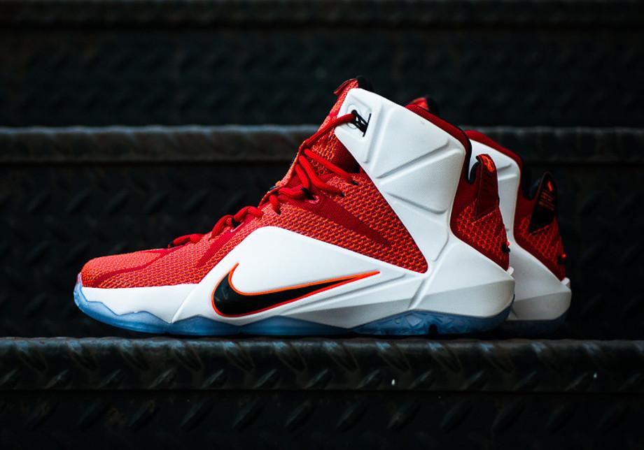 Nike Lebron 12 Coeur de Lion (2)