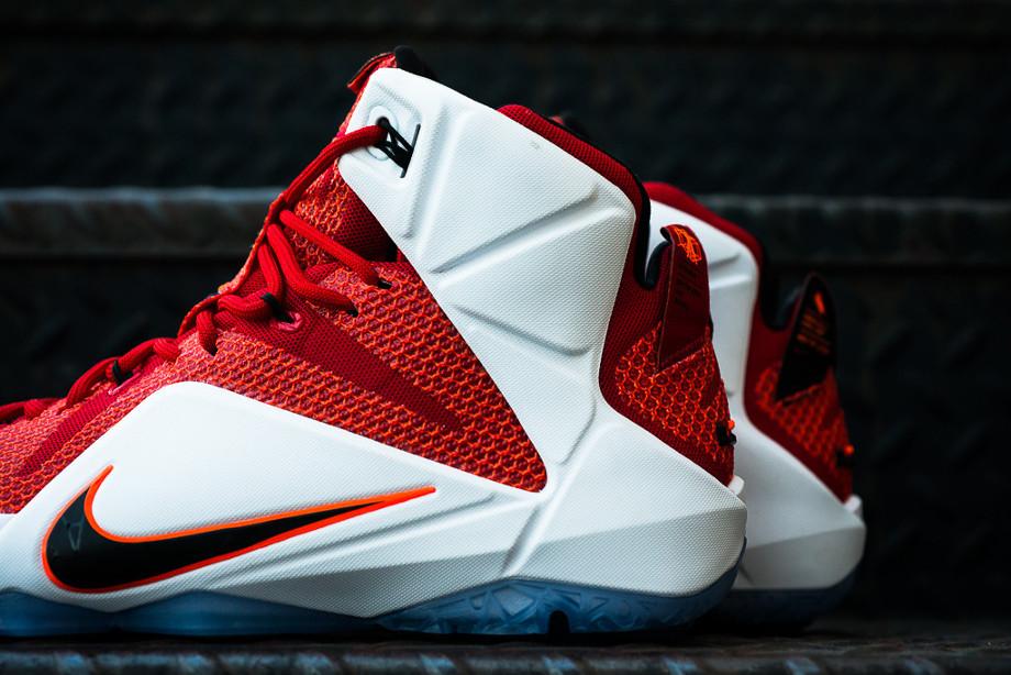 Nike Lebron 12 Coeur de Lion (3)