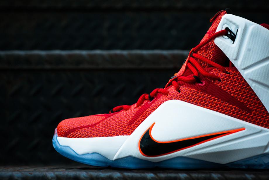 Nike Lebron 12 Coeur de Lion (4)