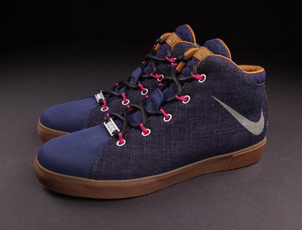 Nike Lebron 12 lifestyle Denim