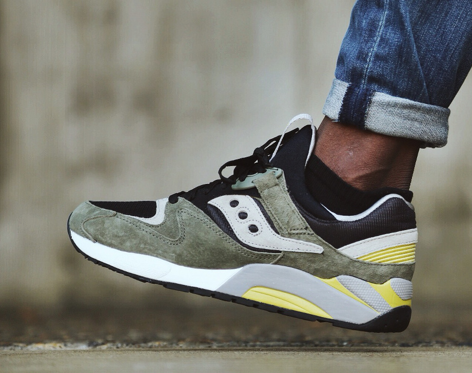 Saucony Grid 9000 'Spice Pack'-2