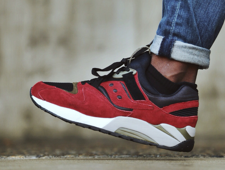 Saucony Grid 9000 'Spice Pack'-3
