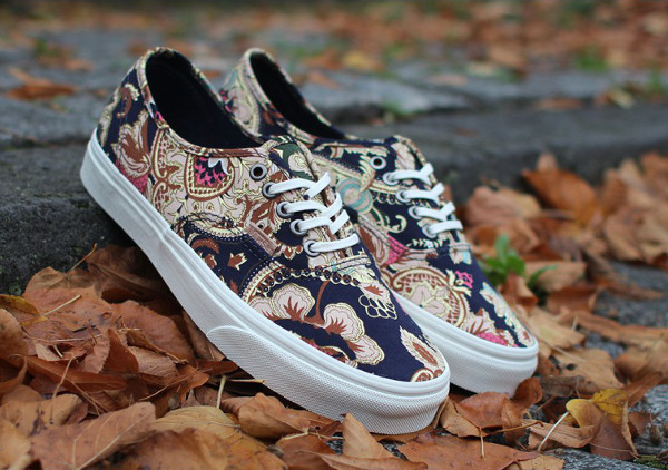 Vans Authentic California Royal Paisley (5)
