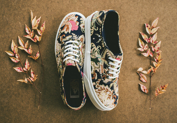 Vans Authentic California Royal Paisley (6)