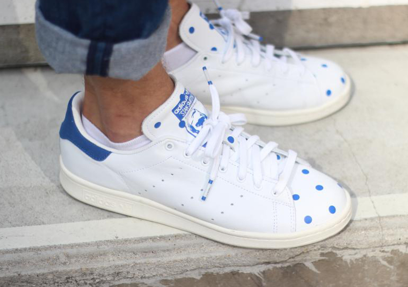 stan smith gomme