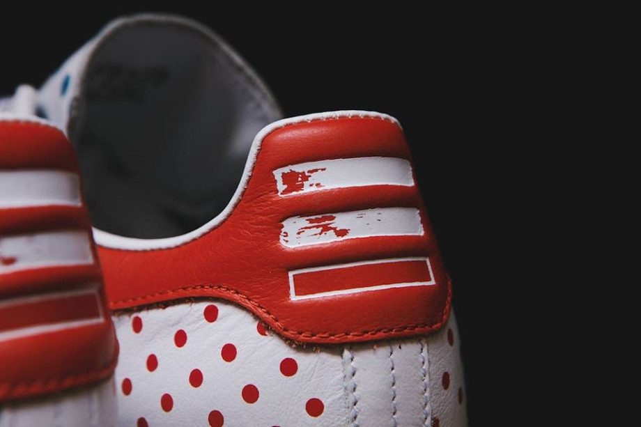 Adidas Originals Stan Smith x Pharrell Williams 'Polka Dots' White (4)