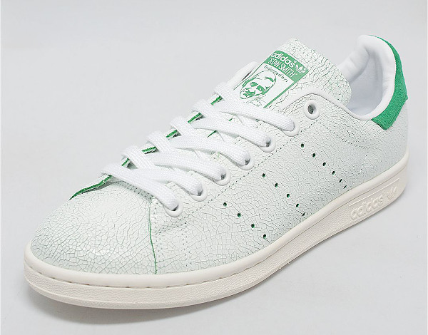 stan smith craquelée