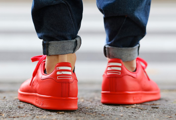 Adidas Stan Smith x Pharrell Williams 'Solid' - Sneaker Zimmer-1
