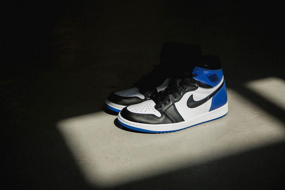 Air Jordan 1 High OG Retro x Fragment (Hiroshi Fujiwara) (2)