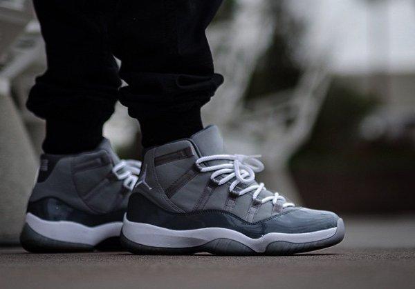 Air Jordan 11 Cool Grey - @just_silvz (2)