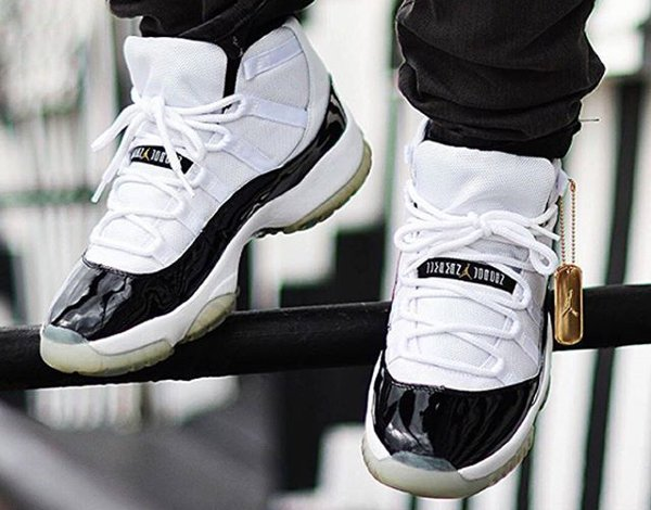 Air Jordan 11 Defining Moments - @latinsole