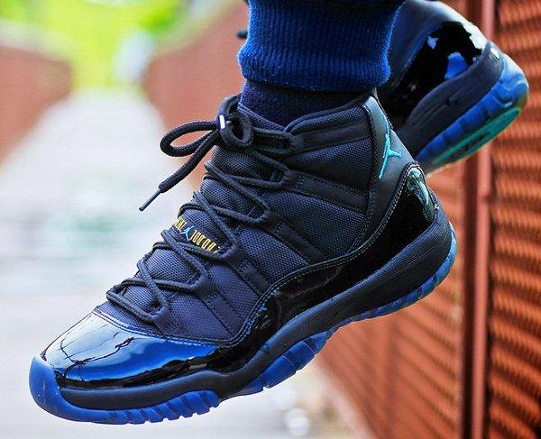 Air Jordan 11 Gamma Blue - @blackbi1rd (2)
