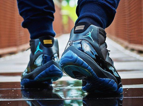 Air Jordan 11 Gamma Blue - @blackbi1rd (3)