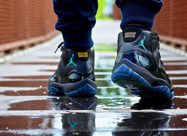 Air Jordan 11 Gamma Blue - @blackbi1rd (4)