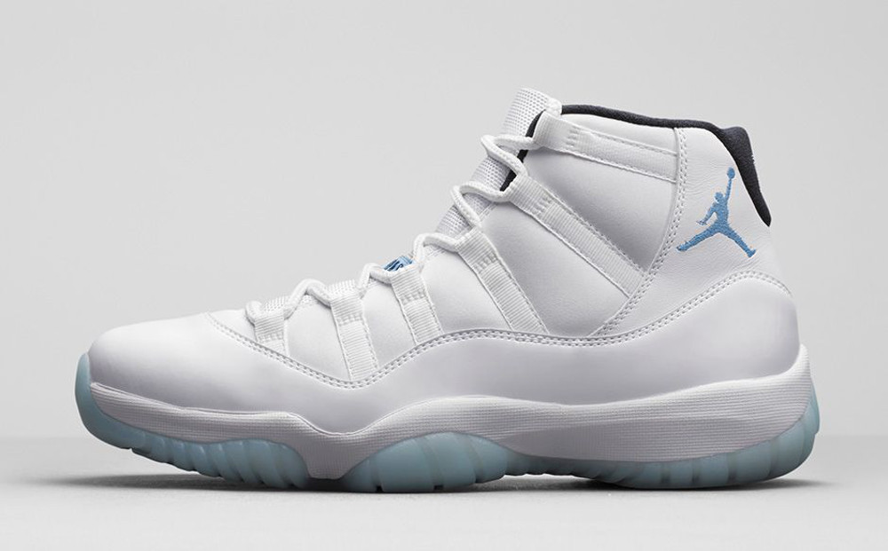 Air Jordan 11 Legend Blue (Columbia) Retro 2014-1