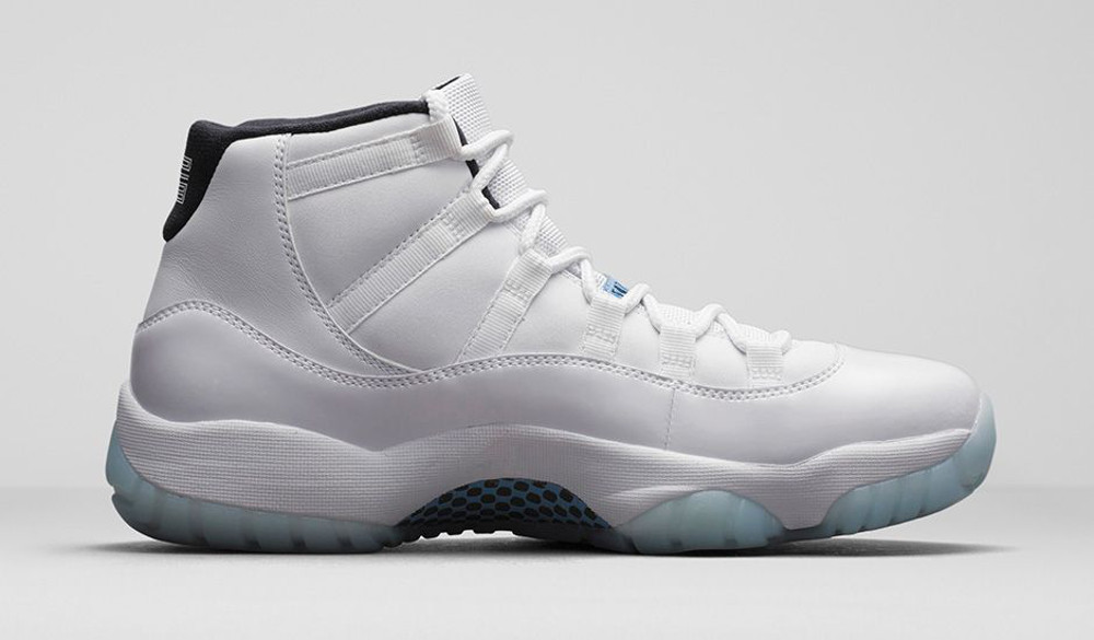 Air Jordan 11 Legend Blue (Columbia) Retro 2014-6