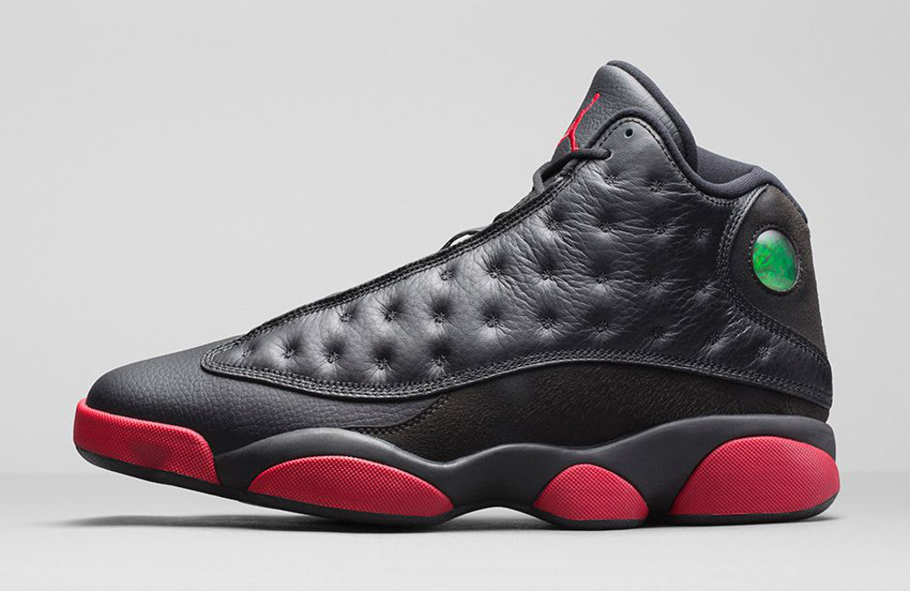 Air Jordan 13 Retro 'Black & Gym Red'-1