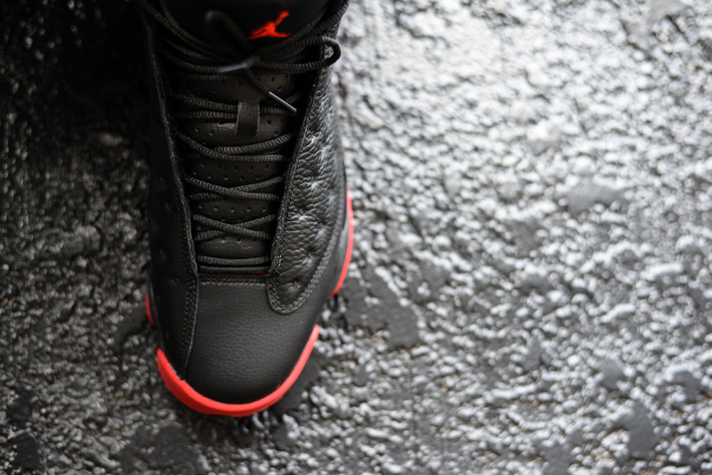 Air Jordan 13 Retro 'Black & Gym Red'-12