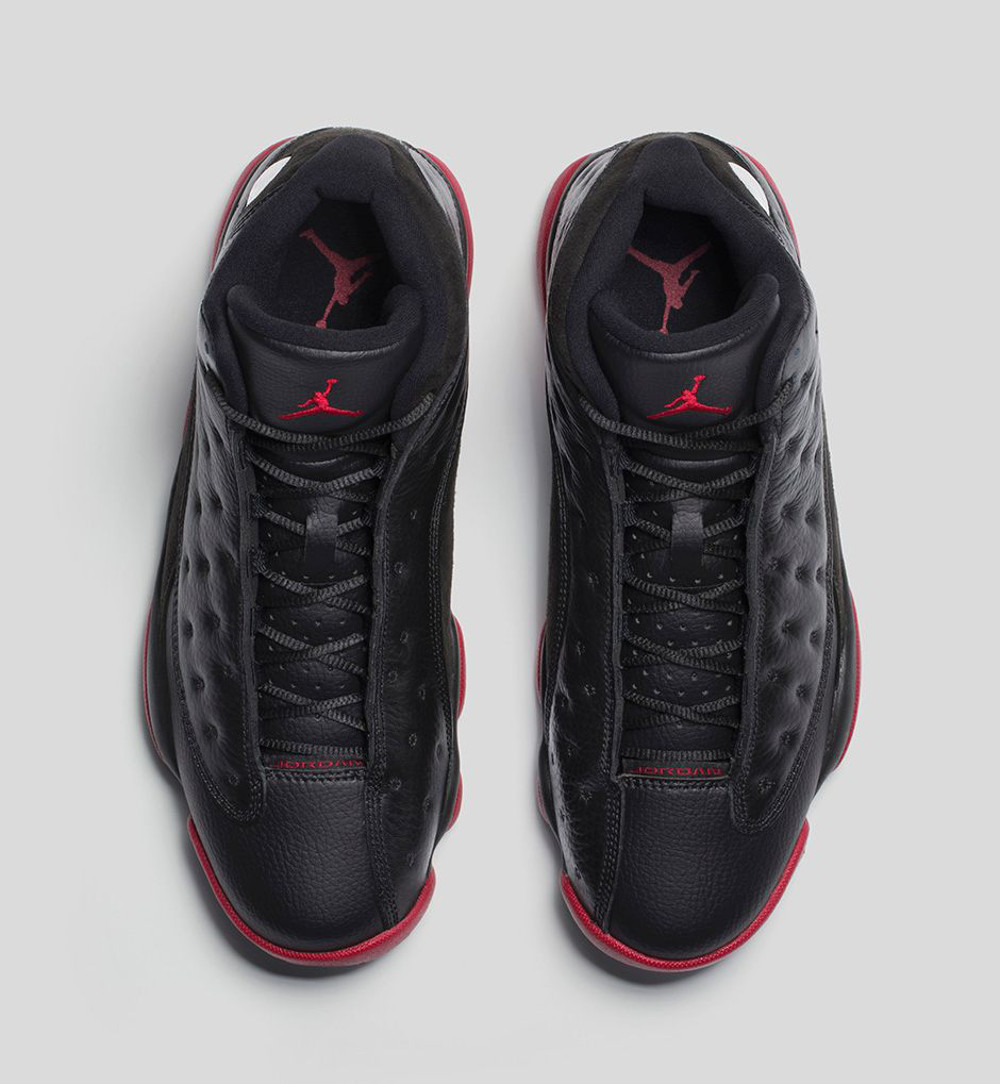 Air Jordan 13 Retro 'Black & Gym Red'-2