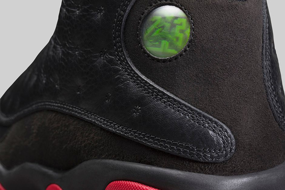 Air Jordan 13 Retro 'Black & Gym Red'-3