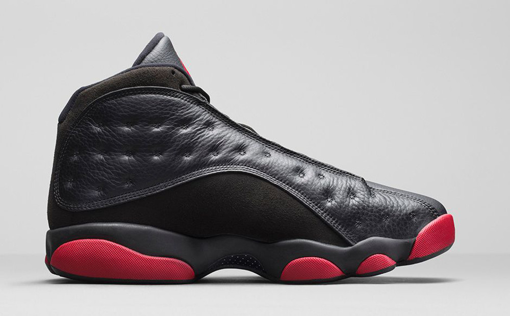 Air Jordan 13 Retro 'Black & Gym Red'-6