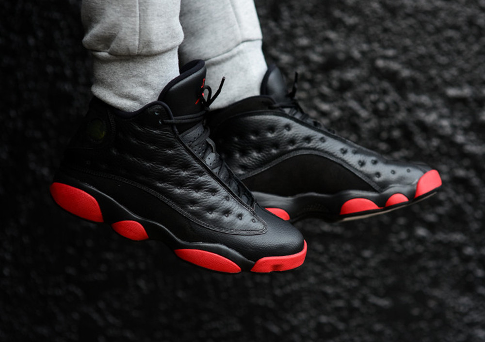 Air Jordan 13 Retro 'Black & Gym Red'-8
