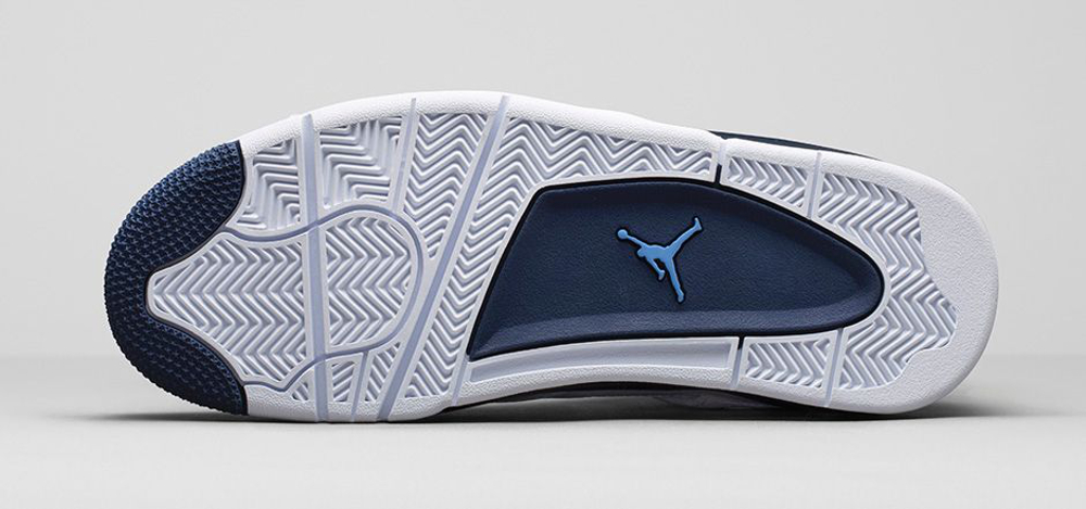 Air Jordan 4 Columbia Retro 2015 (2)