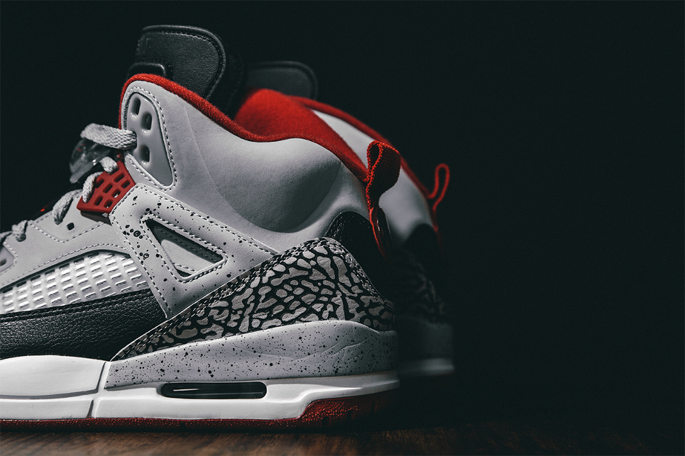 Air Jordan Spizike Wolf Grey (2)
