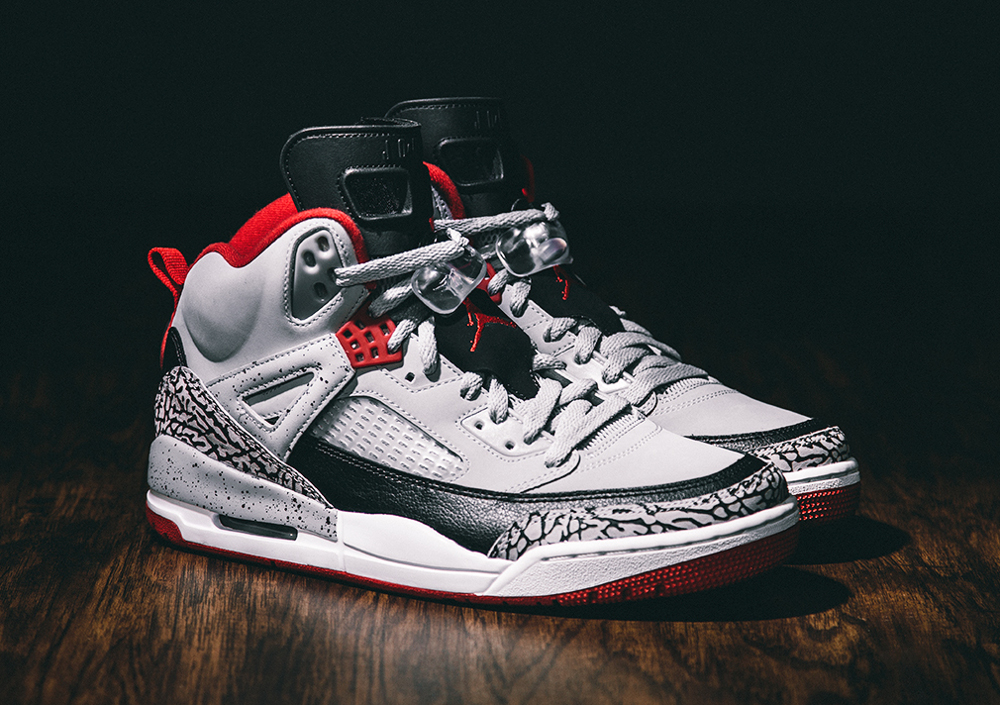 Air Jordan Spizike Wolf Grey (3)