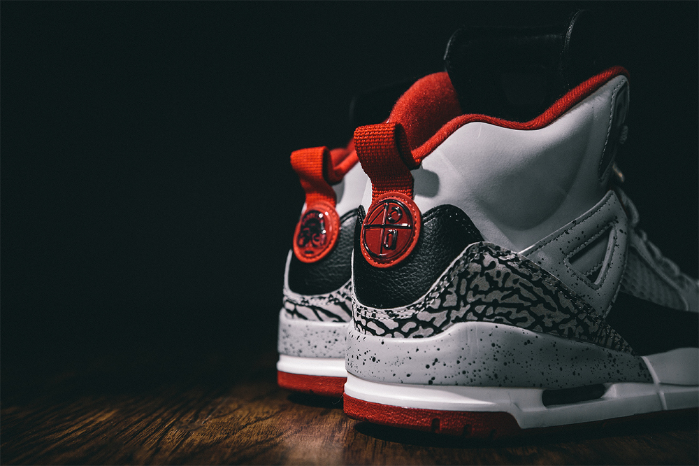 Air Jordan Spizike Wolf Grey (5)