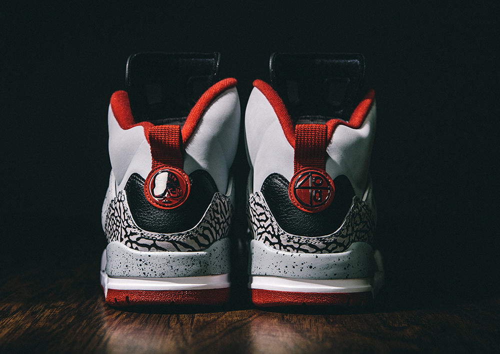 Air Jordan Spizike Wolf Grey (8)