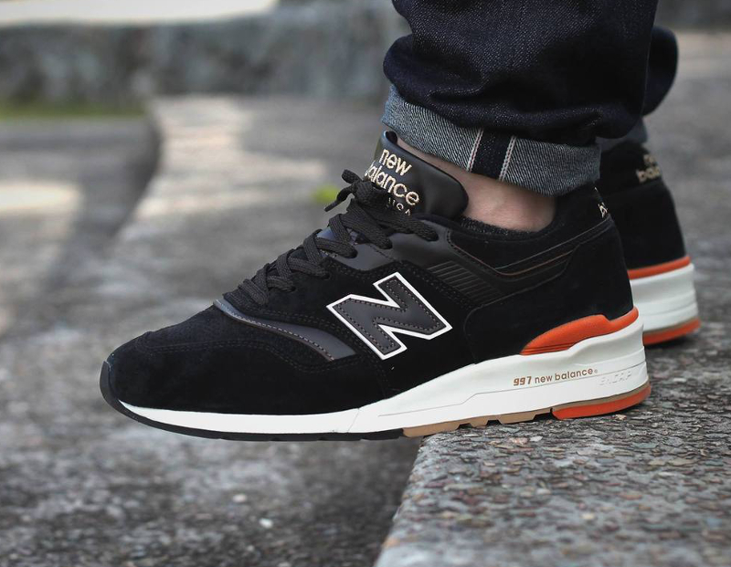 New Balance 997 Authors - Lyam;exchng