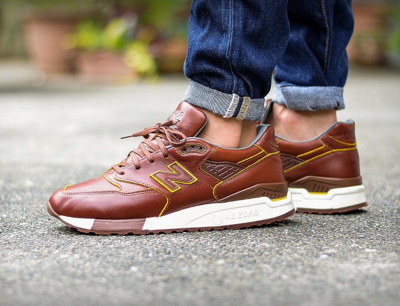 New Balance 998 Horween Leather - Dennis Cu