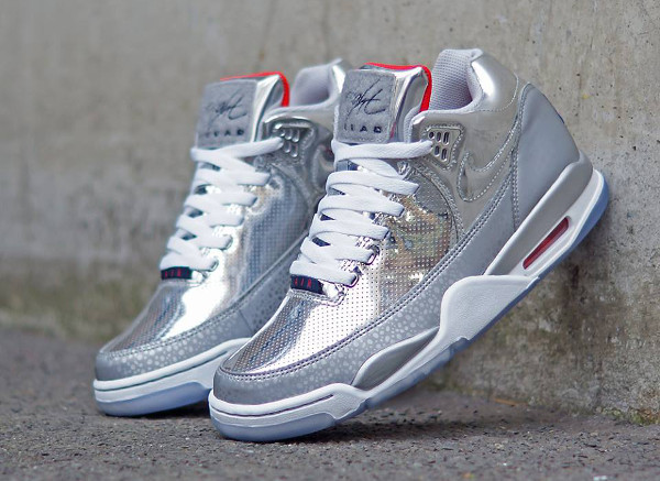 Nike Air Flight Squad QS 'Metallic Silver' (3)