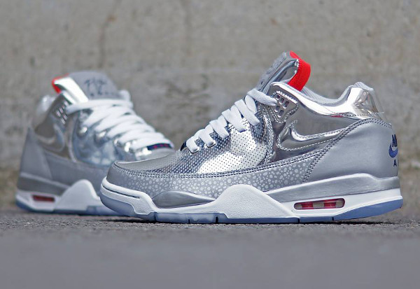 Nike Air Flight Squad QS 'Metallic Silver' (6)