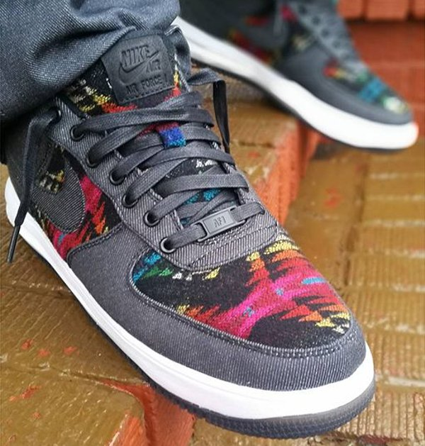 Nike Air Force 1 Low ID Pendleton Warm and Dry - @bakegriffin