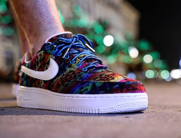 Nike Air Force 1 Low ID Pendleton Warm and Dry - @psy_chotik (1)