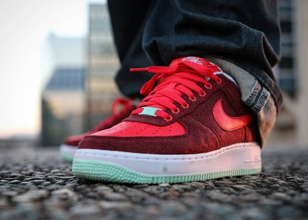 Nike Air Force 1 Low ID Pendleton Warm and Dry - @psy_chotik (3)